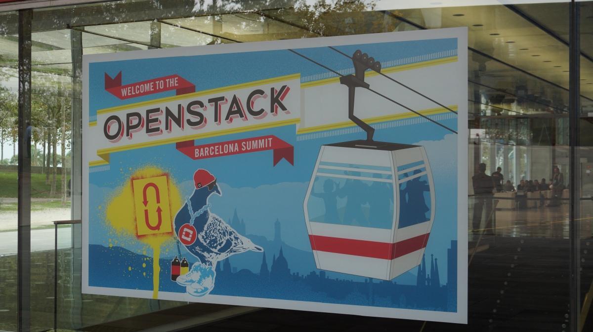 OpenStack Summmit 2016 –Barcelona